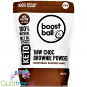 Boostball Burn Shake Raw Choc Brownie 450g