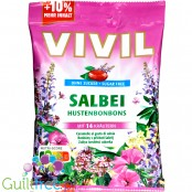 Vivil Salbei sugar free candies with sage extract