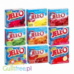 Jell-O low-calorie gelatin dessert orange artificial flavor