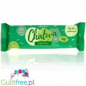 Krukam Halva bar with Pistachios with xylitol, no added sugar
