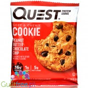 Quest Protein Cookie Peanut Butter & Chocolate Chip