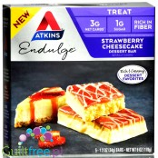 Atkins Endulge Strawberry Cheesecake BOX
