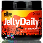 Mr. Tonito Jelly Daily Orange, sugar free jelly with vitamins, instant 350g