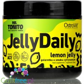 Mr. Tonito Jelly Daily Lemon, sugar free jelly with vitamins, instant 350g