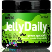 Mr. Tonito Jelly Belly Green Apple, sugar free jelly with vitamins, instant 350g
