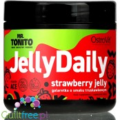 Mr. Tonito Jelly Daily Strawberry, sugar free jelly with vitamins, instant 350g
