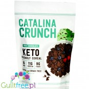 Catalina Crunch Keto Cereal, Mint Chocolate 9oz