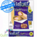 Flatout bread Light Original wraps made of 100% Stone Ground Whole Wheat