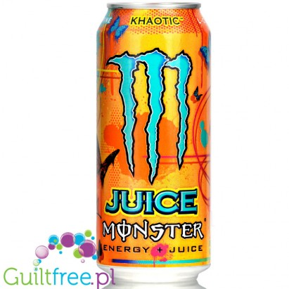 Monster Juice Khaotic (CHEAT MEAL) napój energetyczny import USA