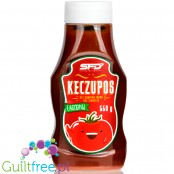 SFD Keczupos Mild 560g, only 36kcal, no added sugar
