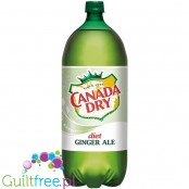 Canada Dry Diet Ginger Ale 33.8oz (1L)