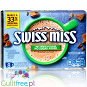Swiss Miss Milk Chocolate - No Sugar Added Hot Cocoa Mix 80kcal
