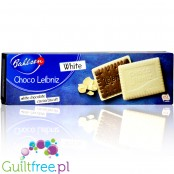 Leibniz Bahlsen Choco White (CHEAT MEAL) cocoa cookies with white choc coating