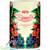 KFD Low calorie fruit jelly-spread, Red Fruits