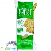 Specialty Cheese Just The Cheese Crunchy Baked Cheese Bars, Jalapeno