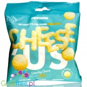 Prozis Cheese'Us - Crunchy Cheese Bites - Emmental