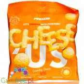 Prozis Cheese'Us - Crunchy Cheese Bites - Cheddar
