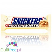 Snickers Hi-Protein White Chocolate Peanut Butter 20g protein