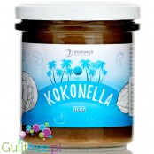 Krukam Kokonella - cocoa, cashew & cocoa paste, no added sugar with erythritol