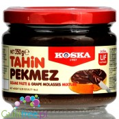 Koska Tahin without added sugar with grape molasses