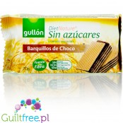 Gullón DietNature Wafer Chocolate - sugar free waffers with cocoa cream