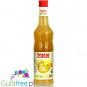 Toschi Linea Zero Plus Lemon Ginger - sugar free concentrated syrup