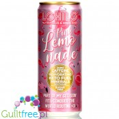 Lohilo Keto Fuel Pink Lemonade - sugar free functional drink with minerals and choline, caffeine free
