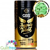 GBS Angel's Touch instant flavored coffee with caffeine boost, Hazelnut