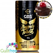 GBS Angel's Touch instant flavored coffee with caffeine boost, Cherry & Chocolate
