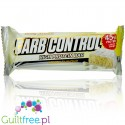Body Attack Carb Cotrol Lemon Quark Flavor - White Protein Bars with no added sugar in white chocolate