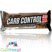 Body Attack Carb Cotrol Crunchy Chocolate Flavor