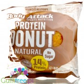 Body Attack Protein Donut Natural