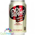Dr Pepper Vanilla Float (CHEAT MEAL) 355ml import USA