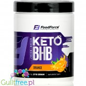 FoodForce Keto BHB 216g Orange