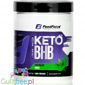 FoodForce Keto BHB 180g Natural