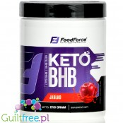 FoodForce Keto BHB 216g Red Apple