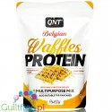 QNT Belgian Waffles Protein White Chocolate with WPI