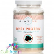 Alani Nu Whey Protein Peanut Butter Brownie 936g
