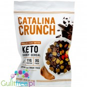 Catalina Crunch Keto Cereal, Chocolate Peanut Butter 9oz