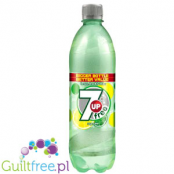 7up Free - carbonated low-calorie refreshing drink with natural lemon and lime flavor