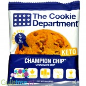 The Cookie Department Keto Cookies, Champion Chip (Chocolate Chip)