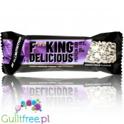Allnutrition F**king Delicious Cookie Cream protein bar