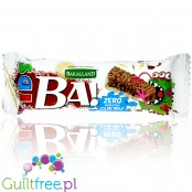 Bakalland BA! Kids, Cocoa & Milk no added sugar cereal bar with white chocolate