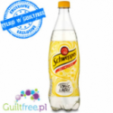 Schweppes Slimline Tonic - a refreshing, low calorie refreshing drink with a natural lemon and lime flavor