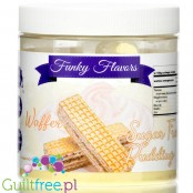 Funky Flavors Pudding Waffle - sugar free instant pudding 0,35KG