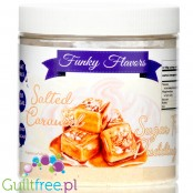 Funky Flavors Pudding Salted Caramel - sugar free instant pudding 0,35KG
