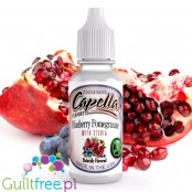 Capella Flavors Blueberry Pomegranate with Stevia