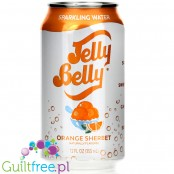 Jelly Belly Sparkling Water 355ml, Orange Sherbet