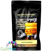 THIS1 Protein Pancake Cocoa Beans - gluten free, sugar free low carb baking mix