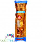 NutLove WholeNuts - almond covered with no added sugar white chocolate & cinnamon, SlimPack